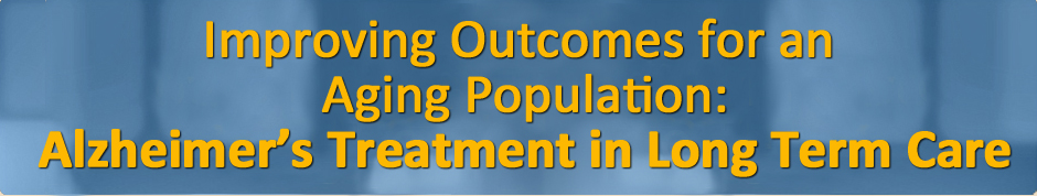 Improving Outcomes for an Aging Population